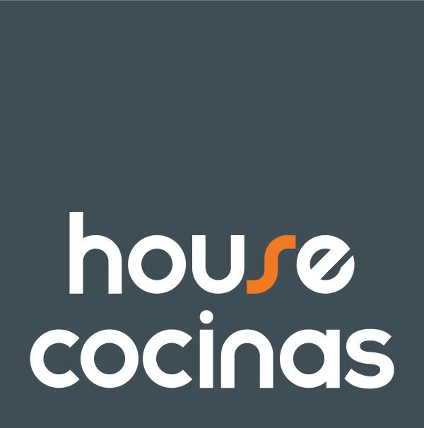 House Cocinas, logotipo cuadrado